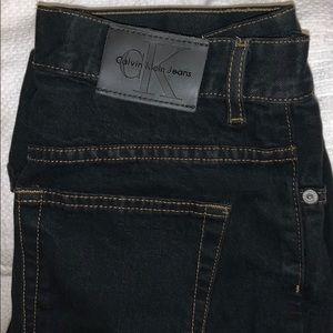 thrifted calvin klein jeans